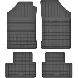 Fiat Punto II - dywaniki gumowe korytkowe