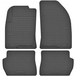 Ford Fiesta MK6 - dywaniki gumowe dedykowane ze stoperami