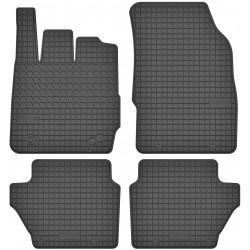 Mazda 2 II - dywaniki gumowe dedykowane ze stoperami