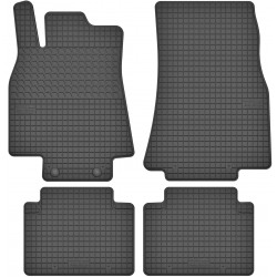 Mercedes B W245 - dywaniki gumowe dedykowane ze stoperami