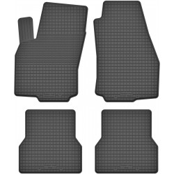 Ford Focus Mk2 - dywaniki gumowe korytkowe