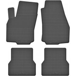 Ford Focus Mk3 - dywaniki gumowe korytkowe