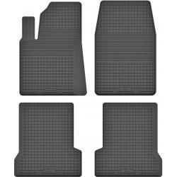 Ford Fusion - dywaniki gumowe korytkowe