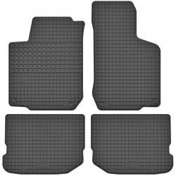 VW Bora - dywaniki gumowe dedykowane ze stoperami