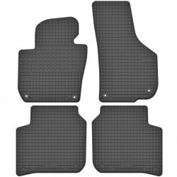 Skoda - dywaniki gumowe dedykowane ze stoperami