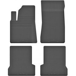 Ford KA II - dywaniki gumowe korytkowe