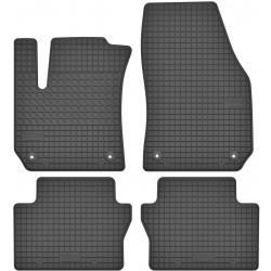 Opel Zafira B - dywaniki gumowe dedykowane ze stoperami