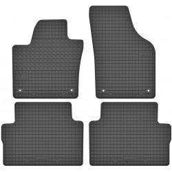 VW Sharan II - dywaniki gumowe dedykowane ze stoperami