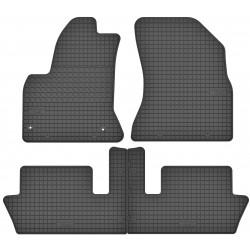 Citroen C4 Picasso I - dywaniki gumowe dedykowane ze stoperami