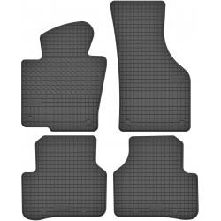 VW Passat CC - dywaniki gumowe dedykowane ze stoperami