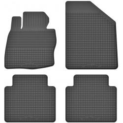 Honda Civic IX SEDAN - dywaniki gumowe korytkowe