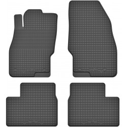 Opel Corsa D (2006-2015) - dywaniki gumowe korytkowe