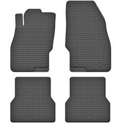 Fiat Grande Punto - dywaniki gumowe korytkowe