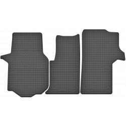 VW Crafter II - dywaniki gumowe dedykowane ze stoperami