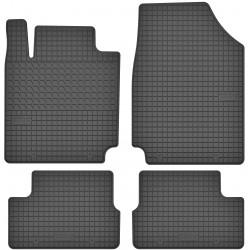 Nissan Micra K12 - dywaniki gumowe dedykowane ze stoperami