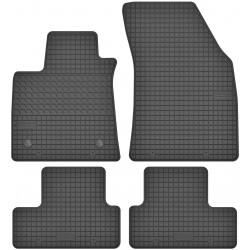 VW Golf V - dywaniki gumowe dedykowane ze stoperami