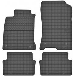Renault Laguna III - dywaniki gumowe dedykowane ze stoperami