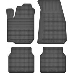 Ford Mondeo MK3 - dywaniki gumowe korytkowe