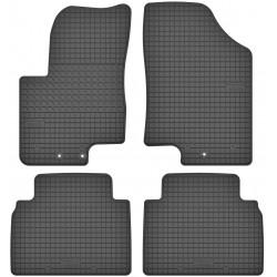 Hyundai ix20 - dywaniki gumowe dedykowane ze stoperami