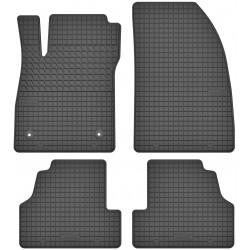 Opel Mokka - dywaniki gumowe dedykowane ze stoperami