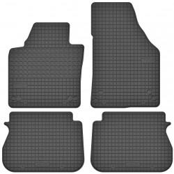 VW Caddy III Typ 2K - dywaniki gumowe dedykowane ze stoperami