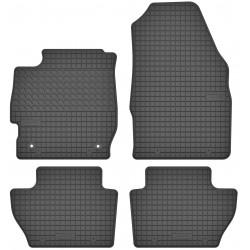 Ford KA+ - dywaniki gumowe dedykowane ze stoperami