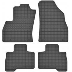 Fiat Qubo - dywaniki gumowe dedykowane ze stoperami