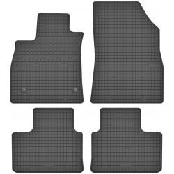 Renault Talisman - dywaniki gumowe dedykowane ze stoperami