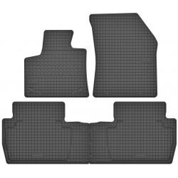 Peugeot 5008 II - dywaniki gumowe dedykowane ze stoperami