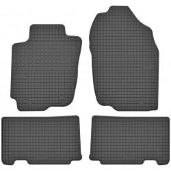 Toyota RAV4 - dywaniki gumowe dedykowane ze stoperami