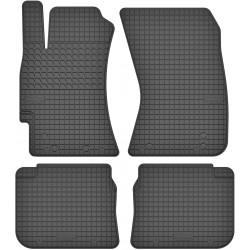 Subaru Forester III - dywaniki gumowe dedykowane ze stoperami