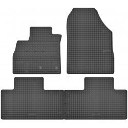 Renault Scenic IV - dywaniki gumowe dedykowane ze stoperami
