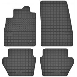 Ford Fiesta MK8 - dywaniki gumowe dedykowane ze stoperami