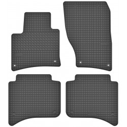 VW Touareg II - dywaniki gumowe dedykowane ze stoperami