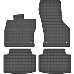 VW Tiguan II - dywaniki gumowe dedykowane ze stoperami