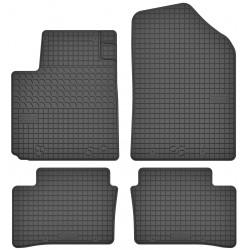 Hyundai i10 II - dywaniki gumowe dedykowane ze stoperami