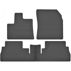 Opel Combo E - dywaniki gumowe dedykowane ze stoperami