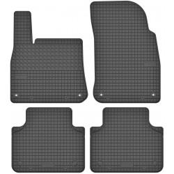 VW Touareg III - dywaniki gumowe dedykowane ze stoperami