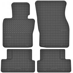 MINI One III - dywaniki gumowe dedykowane ze stoperami