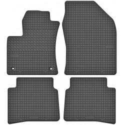 Toyota Prius IV - dywaniki gumowe dedykowane ze stoperami