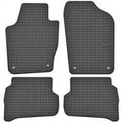 VW Polo V - dywaniki gumowe dedykowane ze stoperami