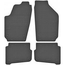 VW Polo IV - dywaniki gumowe dedykowane ze stoperami