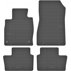 Nissan Juke II - dywaniki gumowe dedykowane ze stoperami