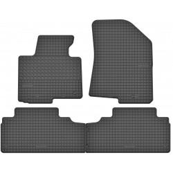 Kia Carens III - dywaniki gumowe dedykowane ze stoperami