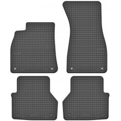 Audi A6 C8 - dywaniki gumowe dedykowane ze stoperami