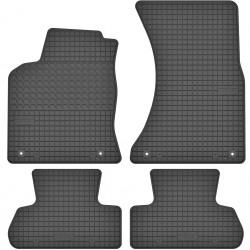 Audi Q5 - dywaniki gumowe dedykowane ze stoperami