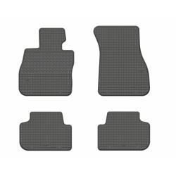 BMW 1 F40 - dywaniki gumowe dedykowane ze stoperami