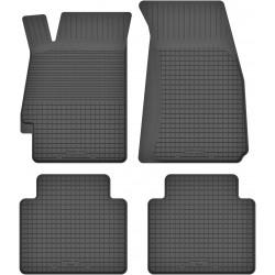 Honda Legend II - dywaniki gumowe korytkowe