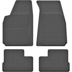 Hyundai Accent I - dywaniki gumowe korytkowe