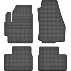 Hyundai Accent II - dywaniki gumowe korytkowe